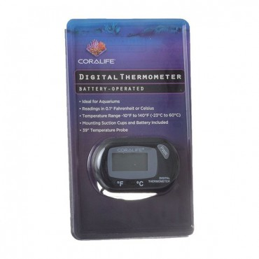 Coralife Digital Thermometer - Digital Thermometer