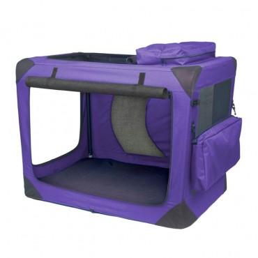 Generation I I Deluxe Portable Soft Crate Medium