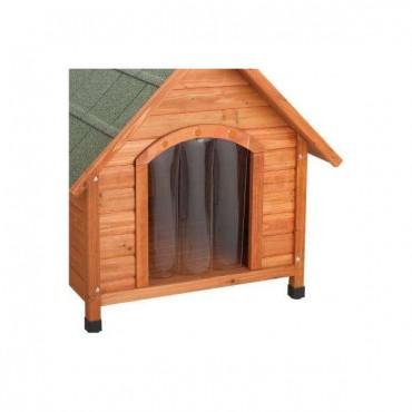 Premium Plus A Frame Dog House Door Flap Medium