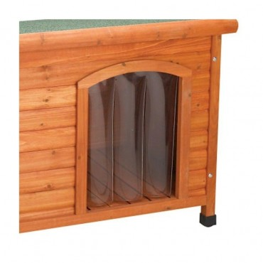Premium Plus Frame Dog House Door Flap Large and Extra large