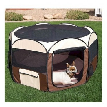Deluxe Pop Up Pet Pen Medium