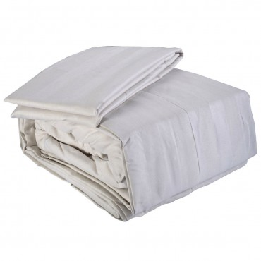 1800 Count 3 Pieces Twin Size Bed Sheet Set