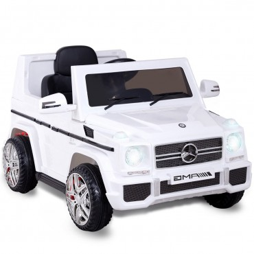 Mercedes Benz G65 Licensed Remote Control Kids Riding Car