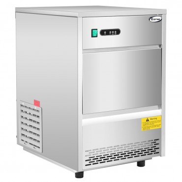 Automatic Ice Maker Machine W / 70lbs/24h Productivity