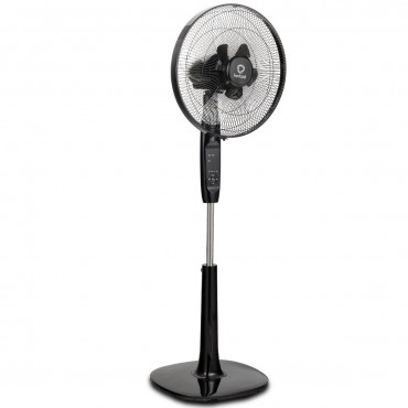 Fantask 16 In. 2 Mode 2 Blades Remote Control Oscillating Pedestal Fan