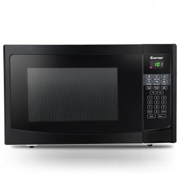1.1 Cu Ft. Programmable Microwave Oven 1000W LED Display