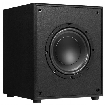 Powered Active Subwoofer With Front - Firing Woofer HD