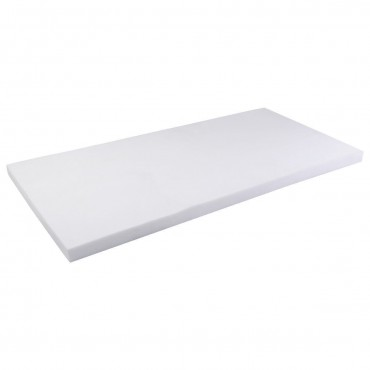 80 In. Memory Bed Topper Foam Mattress