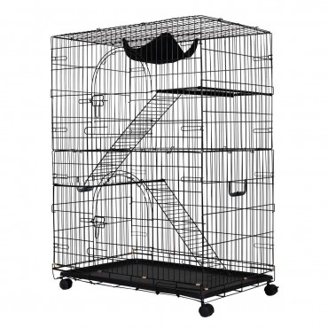 2 - Tier Cat Playpen Cat Cage