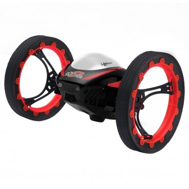 2.4 GHz 4 CH RC Bounce Car Jumping Stunter