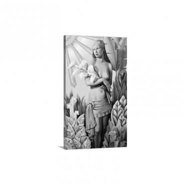 Eden I I Wall Art - Canvas - Gallery Wrap