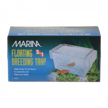 Marina Floating 3 in 1 Fish Hatchery - Floating 3 in 1 Fish Hatchery - 4 Pieces