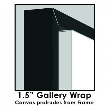 Floating Frame (Canvas)