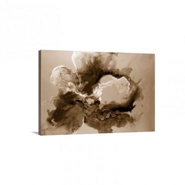 Cerulean waters Wall Art - Canvas - Gallery Wrap