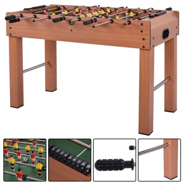 48 In. Competition Game Foosball Table