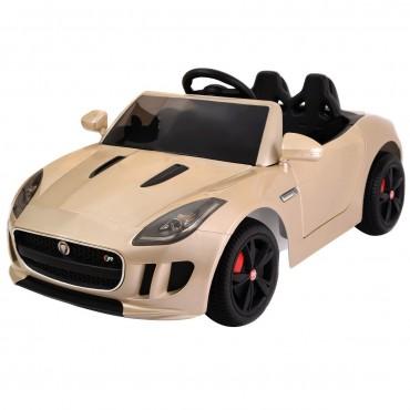 12 V Jaguar F-TYPE Kids Ride On Car W / MP3 + RC