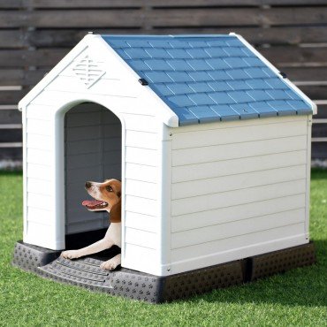 Plastic Waterproof Ventilate Pet Puppy House