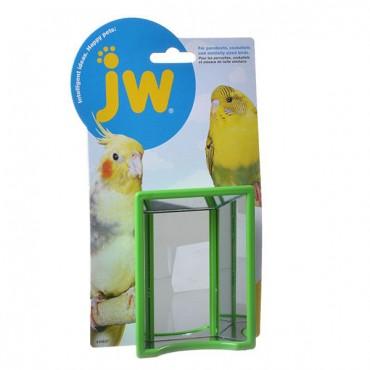 JW Insight Hall of Mirrors Bird Toy - Hall of Mirrors Bird Toy - 2 Pieces