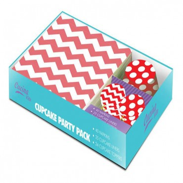 Holiday Cupcake Party Pack