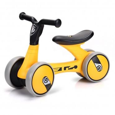4 Wheels Kids Rides No - Pedal Walker Balance Bike