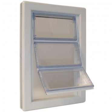 Ideal Pet Air Seal Pet Door Medium