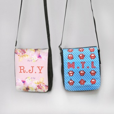 Personalized Small Shoulder Bag