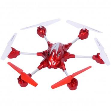 W609-10 4.5CH 2.4G Remote Control RTF Hexacopter W / HD Camera