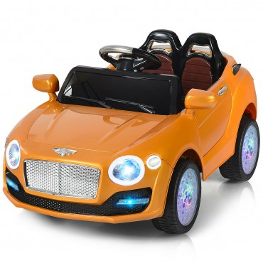 6 V Kids Ride On Car RC Remote Control With MP3
