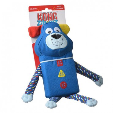 Kong Zillion Dog Dog Toy - Large - 1 Pack