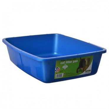 Van Ness Cat Pan - Large - 18.5 in. L x 15 in. W x 5.25 in. H - 2 Pieces
