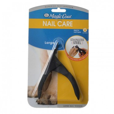 Magic Coat Nail Care Nail Trimmers for Dogs - Large - Dogs 40+ lbs - 2 Pieces