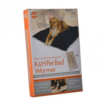 K and H Pet Products Pet Bed Warmer - Large - 20 L x 11 W x . 25 H 13