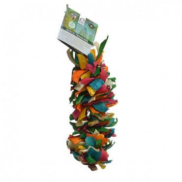 Hari Rustic Treasures Silk Cascade Bird Toy - Medium - 1 Pack
