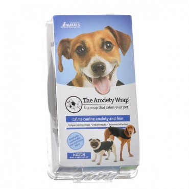 Company of Animals The Anxiety Wrap - Medium - 19.5 in. - 26 in. Girth