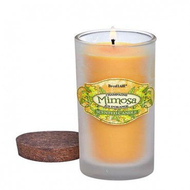 Mimosa Scented Candle