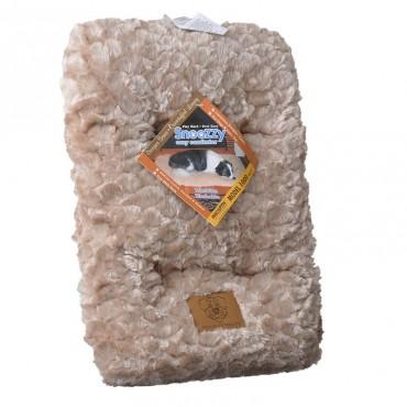 Precision Pet Snoozy Cozy Comforter - Tan - Mini 1000 17.5 Long X 11.5 Wide