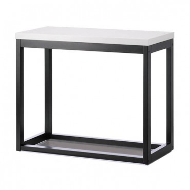 Modern Black and White Table