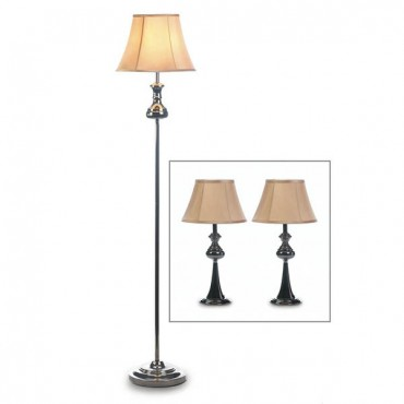Modern Lamp Trio