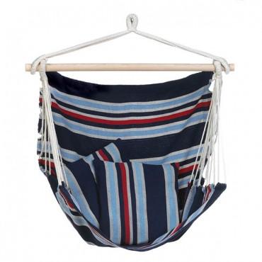 Nautical Stripes Hammock Chair