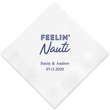 Feelin Nauti Block Bottom Gusset Paper Goodie Bags - Package of 25