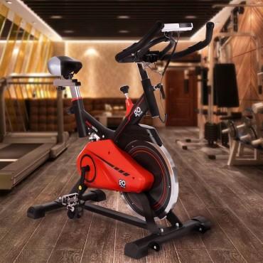 Exercise Bike Stationary Bicycle Cardio Equipment