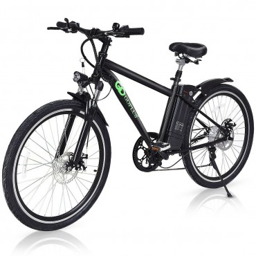 Electric Mountain Variable Speed Lithium Battery Bicycle