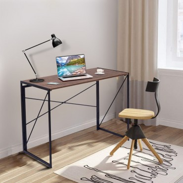 Home Office Folding Modern Simple Study Computer Desk