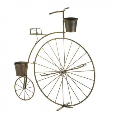 Old Fashioned Bicycle Plant Stand