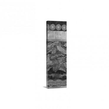 Art Nouveau I I Wall Art - Canvas - Gallery Wrap