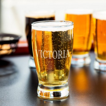 Personalized Beer Taster Sampler Glass