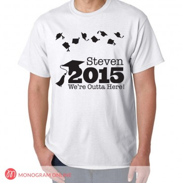 Personalized Graduation T-Shirt