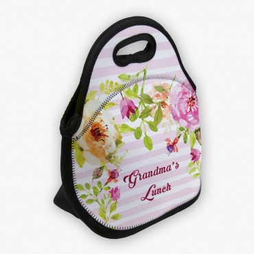 Personalized Grandma's Lunch Bag