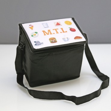 Personalized Insulated Cooler Bag