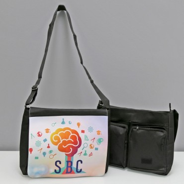 Personalized Large Shoulder Bag